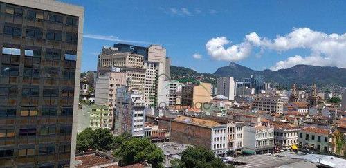 Imagem 1 de 7 de Sala Comercial - Avenida Presidente Vargas - Venda - Centro - Sa1234
