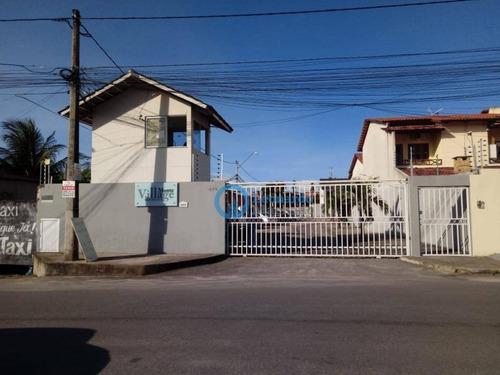 Casa À Venda, 98 M² Por R$ 299.000,00 - Maraponga - Fortaleza/ce - Ca0056