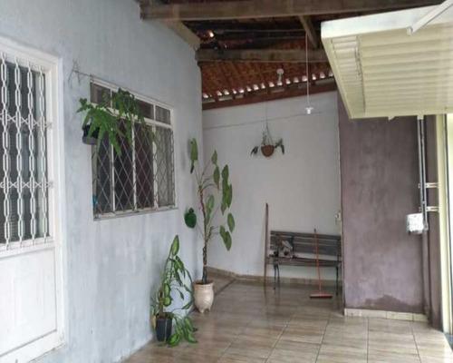 Vende-se Casa No Parque Anhanguera, Com Dois Quartos , Sento Uma Suite, Sala Ampla, Banheiro Social, Cozinha, Área De Serviço, Garagem Para Dois Carro - Kcca20001 - 68959180