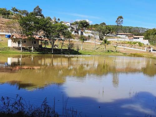 Imagem 1 de 14 de Vende-se Linda Chácara Pouso Alegre- Santa Isabel- Sp 978