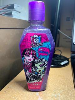 Shampoo 2 En 1 Monster High 275ml
