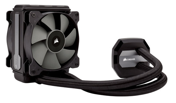 Water Cooler Cooling Corsair Serie Hydro H80i V2 Intel Amd