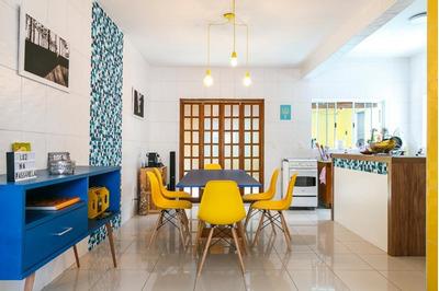 Casa Em Vila Mariana, São Paulo/sp De 100m² 2 Quartos À Venda Por R$ 990.000,00 - Ca195293