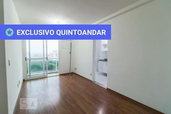 Apartamento No 5º Andar Com 2 Dormitórios E 1 Garagem - Id: 892947622 - 247622