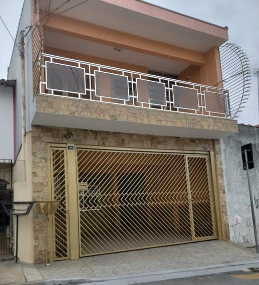 Sobrado Com 3 Dormitórios À Venda, 230 M² - Vila Barros - Guarulhos/sp - So2050