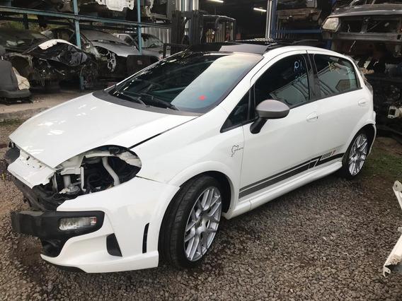 Sucata Fiat Punto Tjet 1.4 Turbo 2016 - Rs Auto Peças