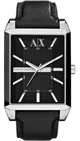 Relógio Armani Exchange - Modelo Ax2113 Quadrado