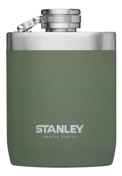 Petaca Stanley Original 236ml Master Serie Tapa De Acero