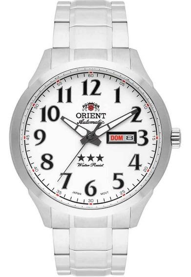 Relógio Orient Automático Original 469ss074 S2sx