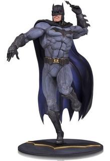 Dc Core Batman Statue Dc Collectibles Caja Cerrada