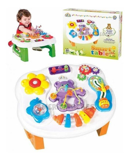 Toys Palace Mesa Didactica Calesita