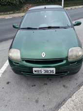 Renault Clio 1.0 16v Rt 5p 2001 Completo