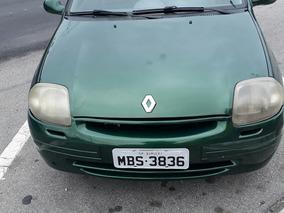 Renault Clio 1.0 16v Rt 5p 2001 Completo