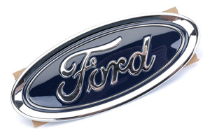 Emblema Delantero Ford Fiesta Kinetic Design 13/17