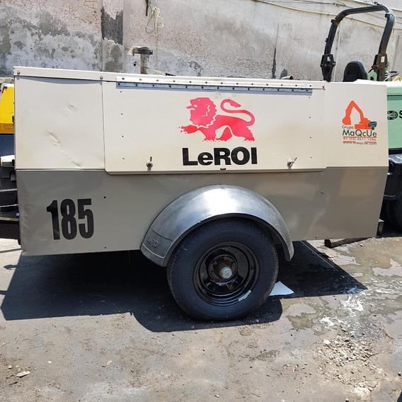 Leroi Garantia3meses 185pcm 1900hrs 2005 Venta Listop/trabaj