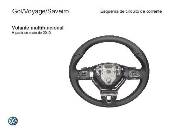 Esquema Elétrico Do Volante Multifuncional Volkswagen