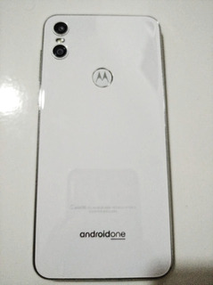 Motorola One (xt1941-3) 64gb 4gb De Ram Branco Dual Sim