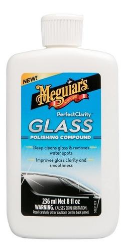 Pulidor Perfect Clarity Glass Compound P/meguiars #1045 Meguiars G088-25-49-06
