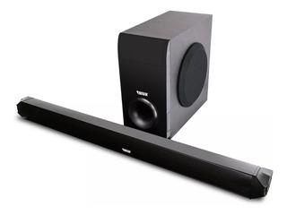 Barra De Sonido Soundbar 10w Bluetooth Estereo Para Pc Y Tv