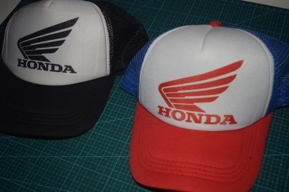 Gorras Trucker Camionera Honda