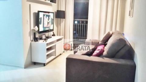 Apartamento Com 2 Dormitórios À Venda, 68 M² Por R$ 290.000,00 - Vila Nova Teixeira - Campinas/sp - Ap0060
