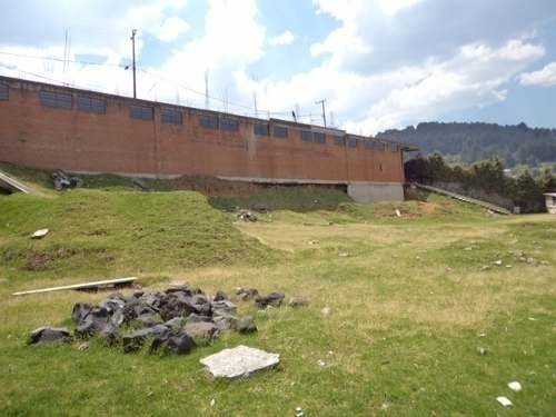 Amplio Terreno Con Bodega En Venta En Huixquilucan
