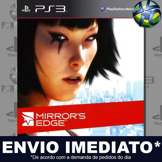 Mirrors Edge Ps3 Psn Jogo Em Promoção Pronta Entrega Play 3