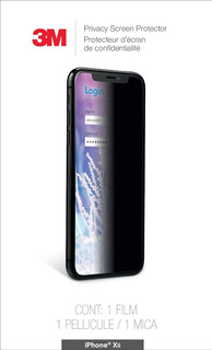 Película De Privacidade 3m Para iPhone X/ Xs / 11 Pro