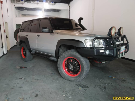 Nissan Patrol Gl 4x4