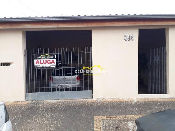 Casa Com 3 Dormitórios Para Locação, Jardun Da Paz, R$ 850,00 Reais, Americana/sp - Ca1981