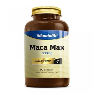 Maca Max Maca Peruana Zma - Testosterona Vitaminlife