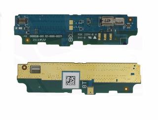 Placa Circuito Xperia E3 Microfone Com Vibracall Original