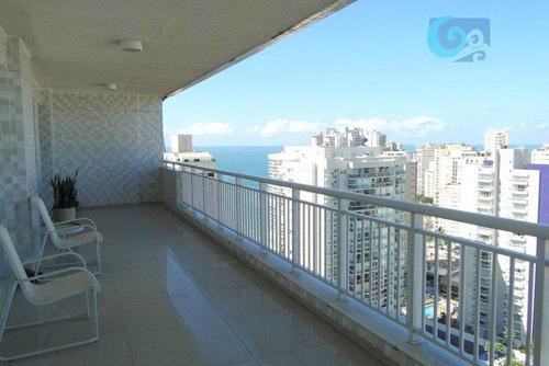 Imagem 1 de 28 de Apartamento À Venda - Praia Das Astúrias - Guarujá. - Ap4335