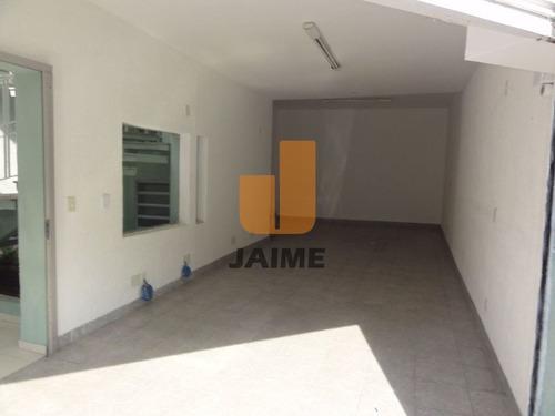 Casa Comercial Para Locação No Bairro Perdizes Em São Paulo - Cod: Ja11920 - Ja11920