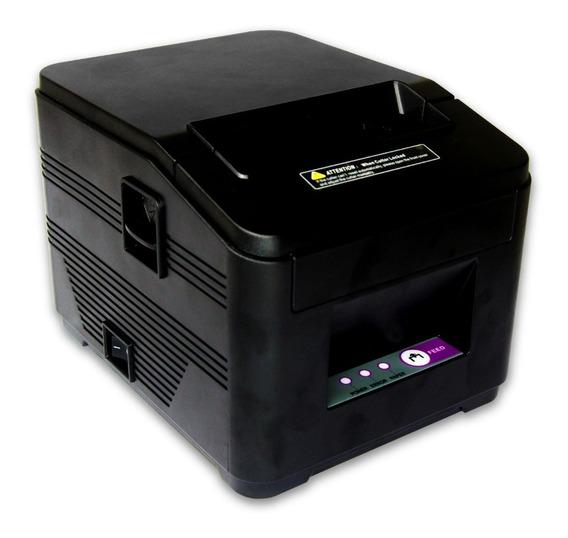 Impressora Térmica Não Fiscal 80mm E 10 Bobinas