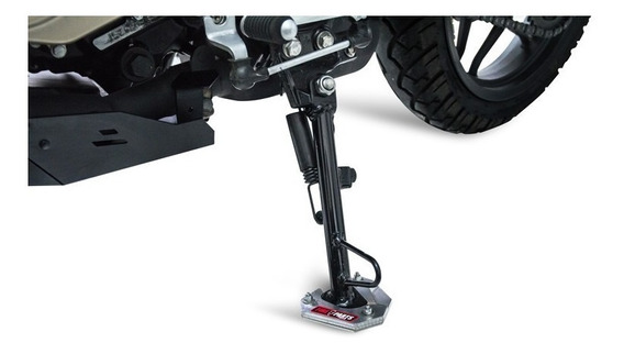 Extension Pata Lateral Bajaj Rouser As 200 - Fire Parts