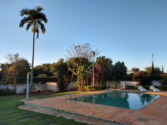 Chácara Em Jardim Salete, Araçoiaba Da Serra/sp De 400m² 3 Quartos À Venda Por R$ 850.000,00 - Ch275362
