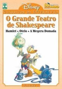 Clássicos Da Literatura Disney Vol. 3 - O Grande Teatro De S