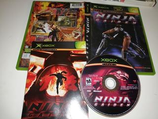 Ninja Gaiden Xbox Clasico - The Store Game