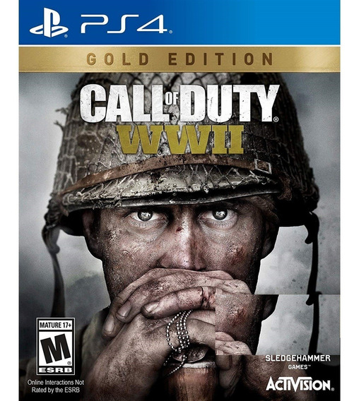 Cod Call Of Duty Ww2 Wwii Ps4 Original O Jogo É Primário E Vitalicio Envio Imediato Super Promoção