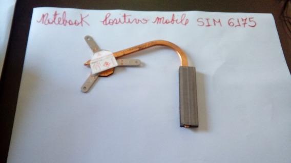 Dissipador Para Notebook Positivo Mobile Sim 6175