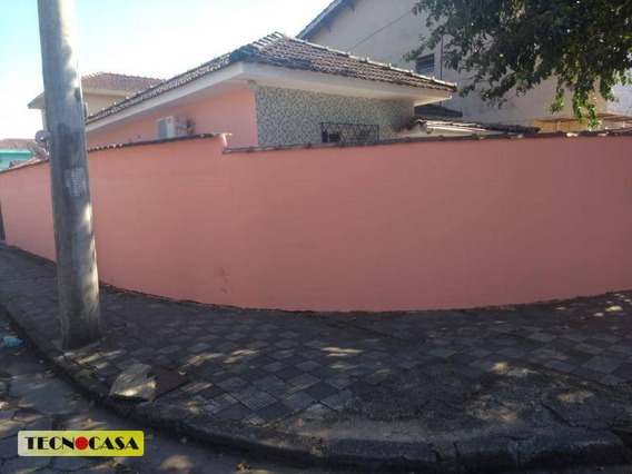 Casa Para Venda, Jardim Casqueiro, Cubatão. - Ca3982