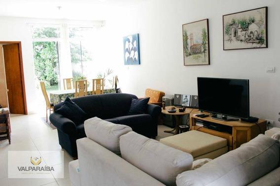 Casa Com 3 Dormitórios À Venda, 170 M² Por R$ 660.000 - Urbanova - São José Dos Campos/sp - Ca0123