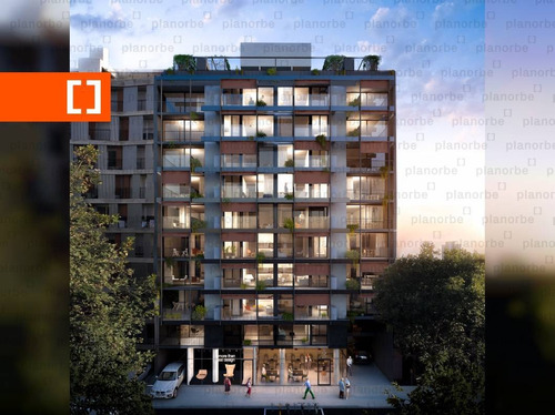 Venta De Apartamento Obra Construcción 2 Dormitorios En Centro, 01 Del Centro Unidad 401