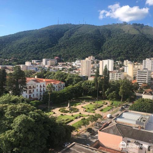 Apartamento Com 3 Dormitórios À Venda, 125 M² Por R$ 950.000 - Centro - Poços De Caldas/mg - Ap1724