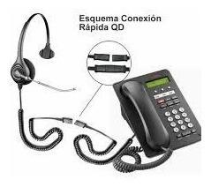 Diadema Para Telefonos Avaya Todos Los Modelos
