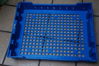 6 Taras De Plastico Cajas De Plastico
