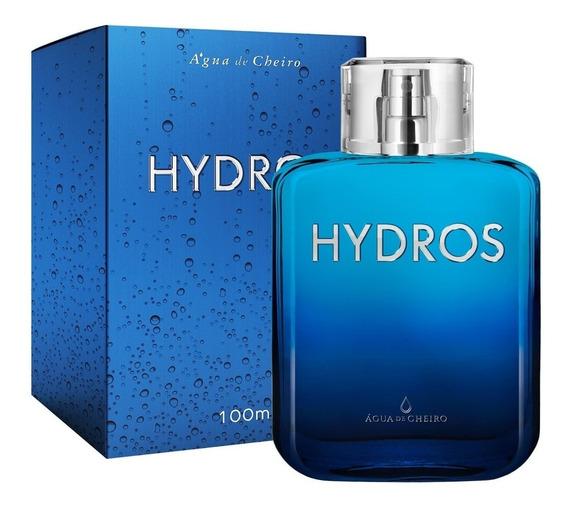 Perfume Hydros Água De Cheiro 100ml Original