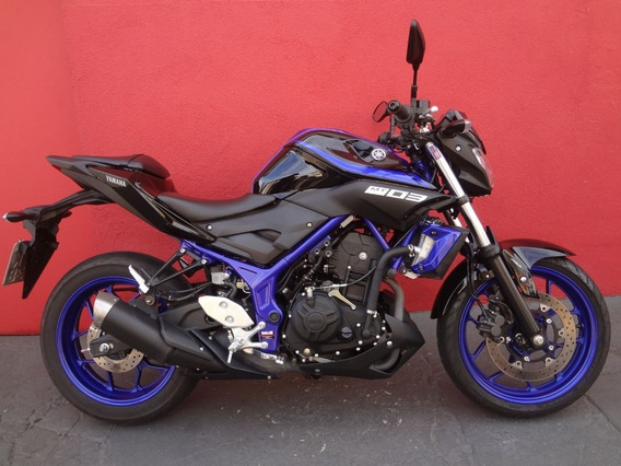 Yamaha Mt-03 Abs 2019 Azul