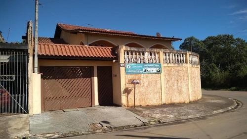 Imagem 1 de 23 de Excelente Casa À Venda No Vila Pilar - Arujá/sp - Ca0701 - Ca0701